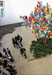 ruang #2 arsitektur hijau
