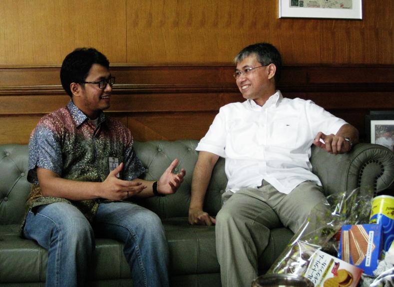 Perbincangan dengan Hiramsyah, CEO Bakrieland