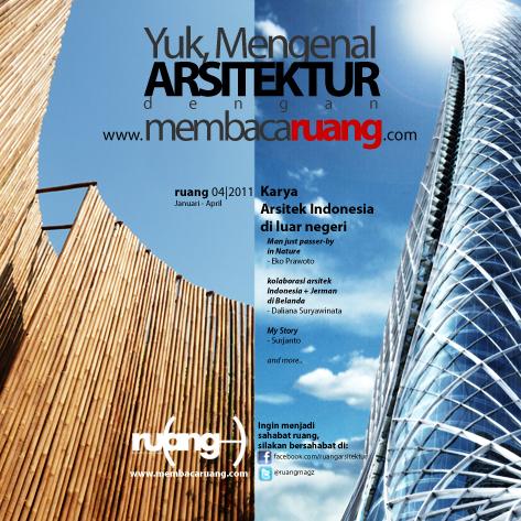 ruang 4 - karya arsitek Indonesia di luar negeri